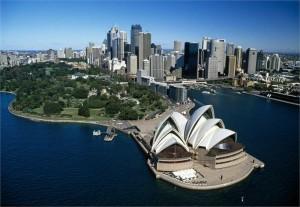 Vé máy bay Air Asia đi Sydney (Úc), vé máy bay Air Asia đi Úc