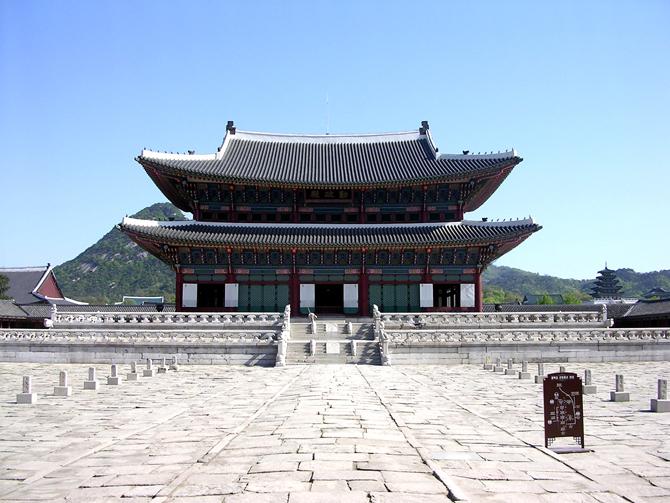 Tham quan các cung điện tại Seoul