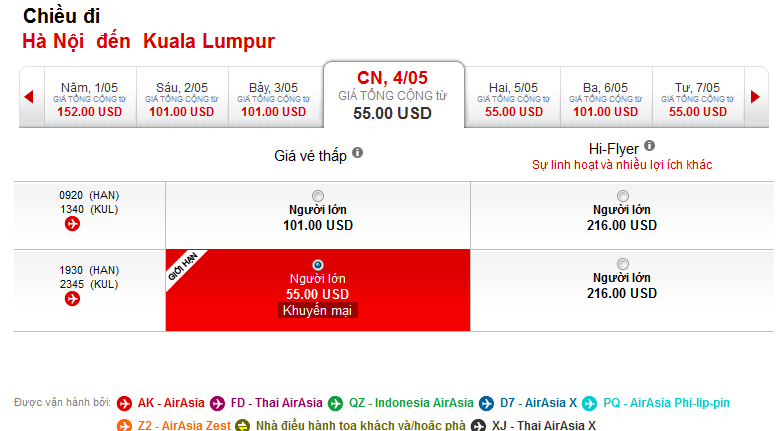 Mua vé máy bay đi Jakarta giá rẻ