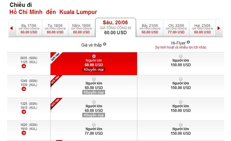 Đặt vé máy bay đi Singapore