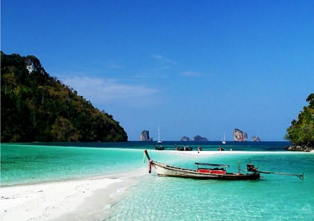 Du lịch biển Krabi