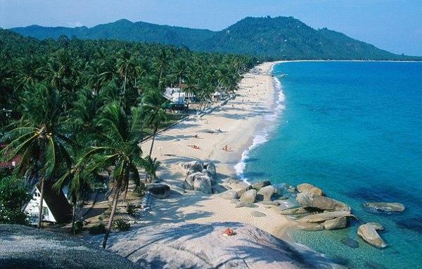 Du lịch đảo xanh Koh Samui