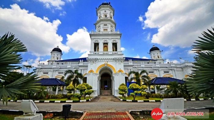 Masjid Sultan Abubakar - Johor Bahru