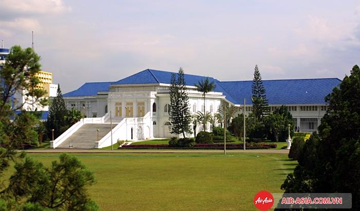 Hoàng Cung Sultan Abu Bakar