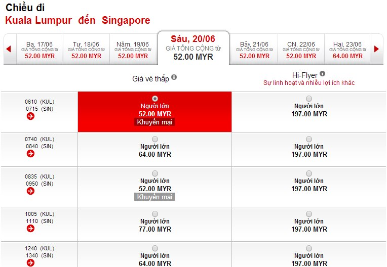 Du lịch bụi tới Singapore