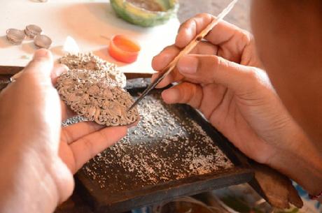 Hấp dẫn đồ trang sức tự làm ở Bali