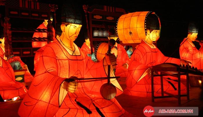 Lễ hội đèn lồng ở Malaysia