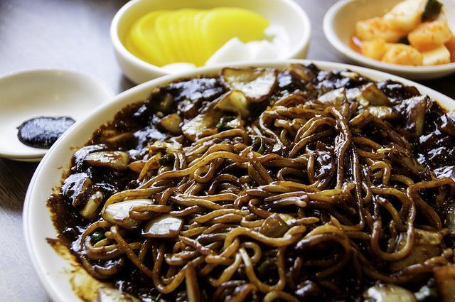 Những món mỳ ngon nhất Seoul