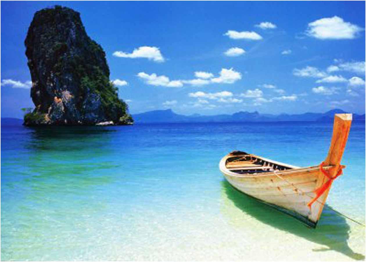 Mùa hè tuyệt vời ở Phuket
