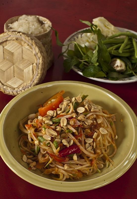 Ẩm thực độc đáo ở Chiang Mai, Thái Lan