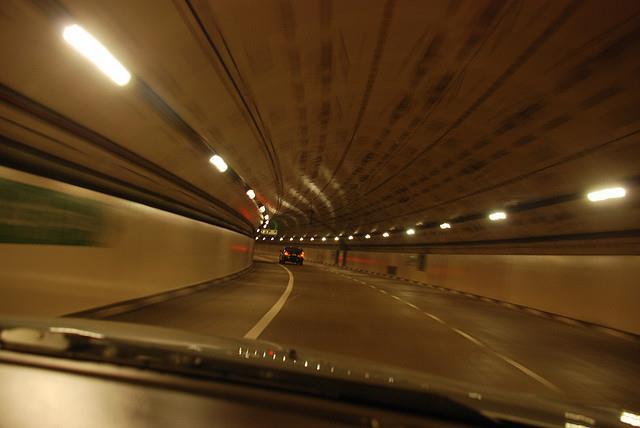 Hầm giao thông độc đáo ở Kuala Lumpur