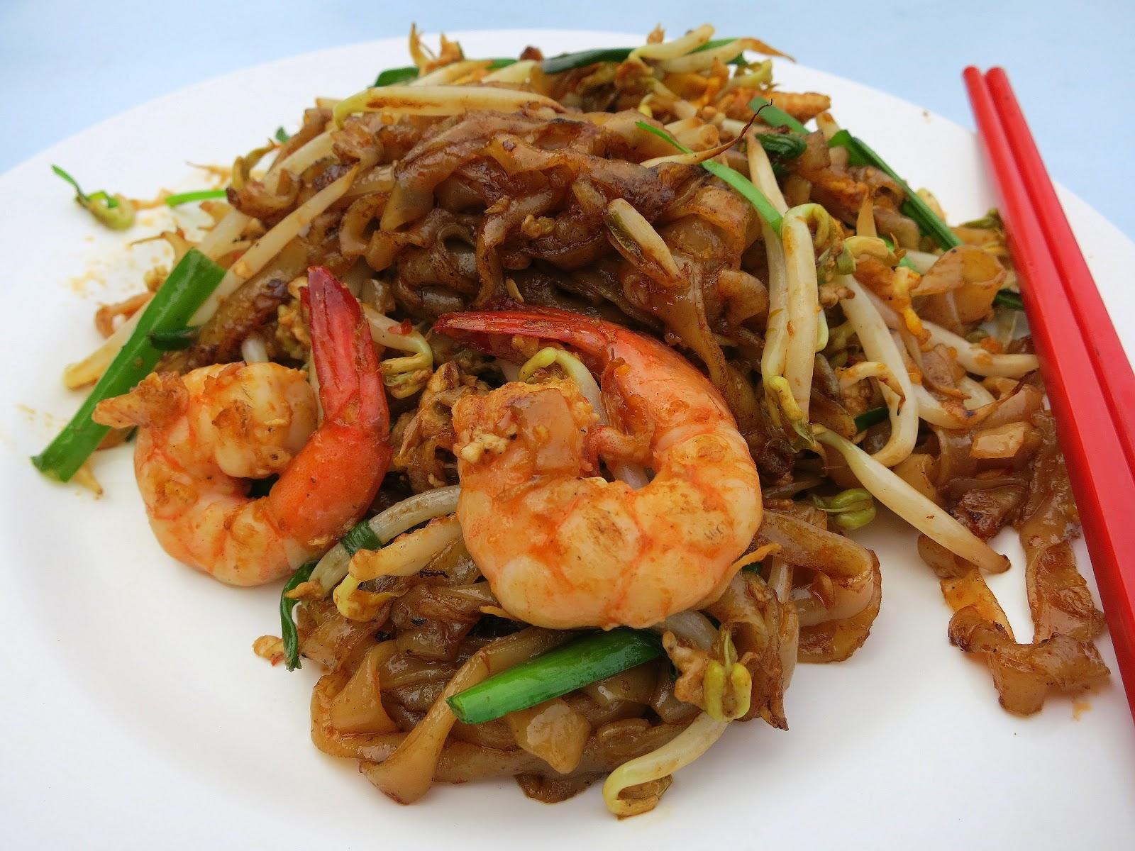 Ẩm thực độc đáo ở Penang