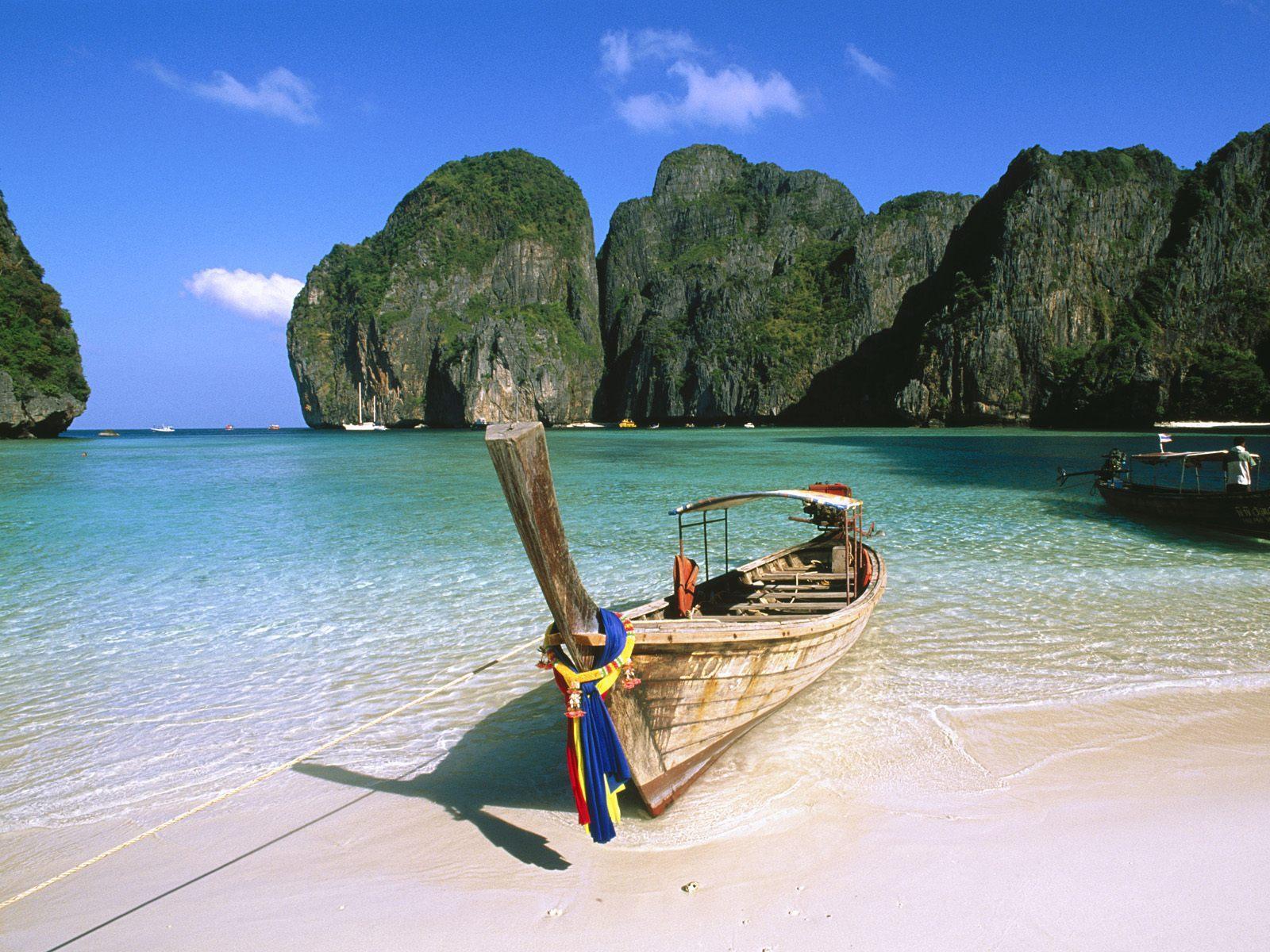 Vé máy bay Hà Nội đi Phuket giá rẻ