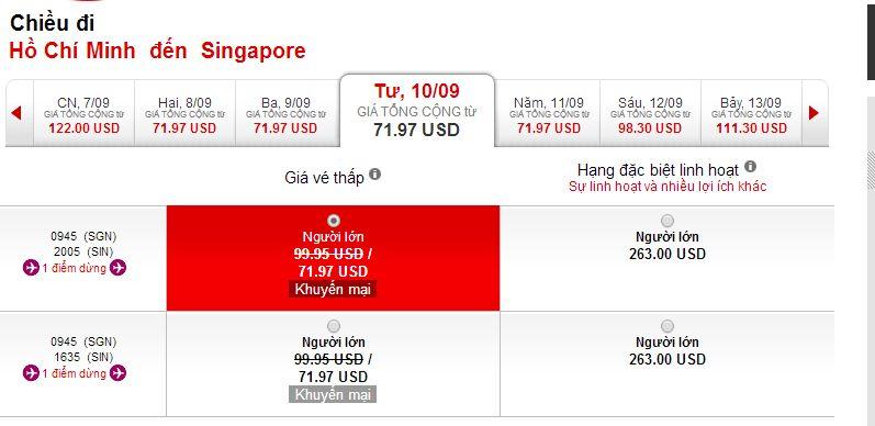 Kinh nghiệm khi đến Singapore
