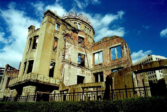 Hiroshima - thành phố du lịch hồi sinh