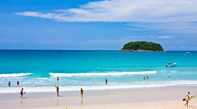 """Phuket """"hòn ngọc"""" của Thái Lan"""