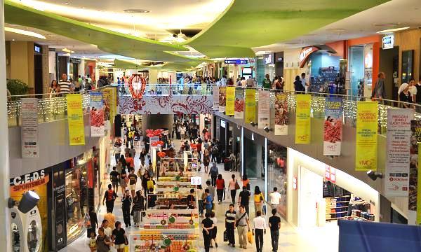 3 khu mua sắm hấp dẫn ở Singapore