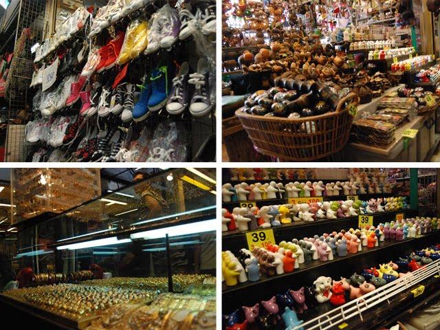 Mua sắm thỏa thích tại chợ Chatuchak