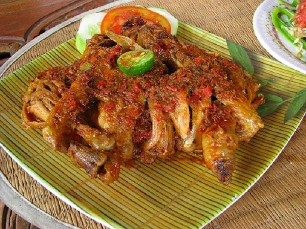 Món ăn độc đáo ở Bali