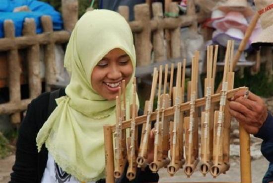 Ghé thăm cao nguyên Bandung