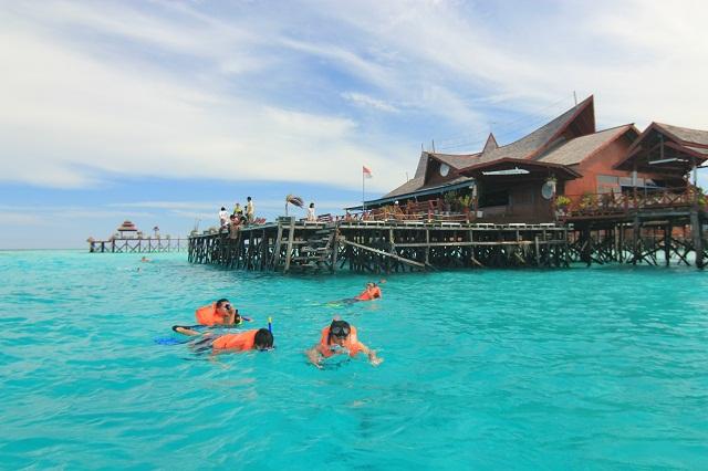 Derawan hòn đảo thơ mộng của Indonesia