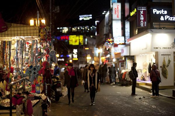Những địa điểm yêu thích của teen Hàn