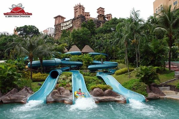 Những công viên độc đáo ở Malaysia