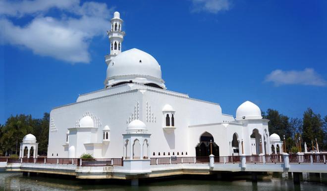 Những nhà thờ Hồi giáo ấn tượng ở Malaysia