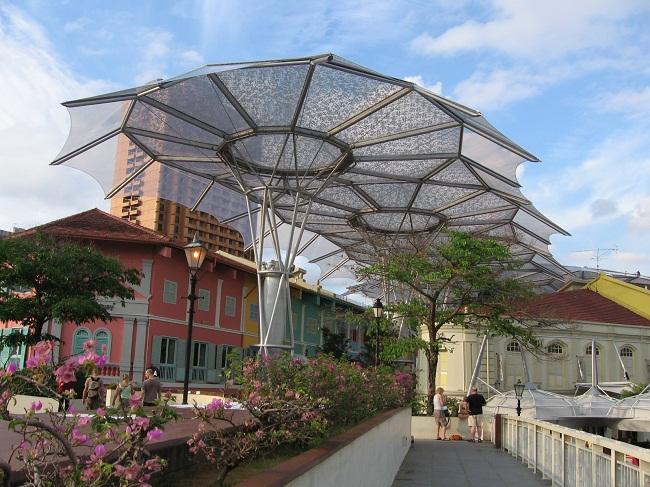 Clarke Quay điểm vui chơi hấp dẫn nhất Singapore