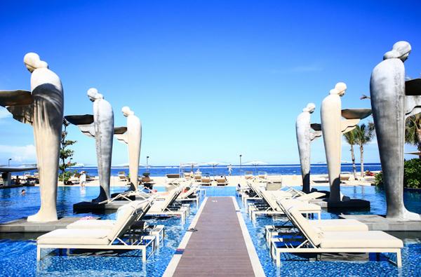 Mulia Resorts nơi sở hữu bể bơi đẹp nhất Bali