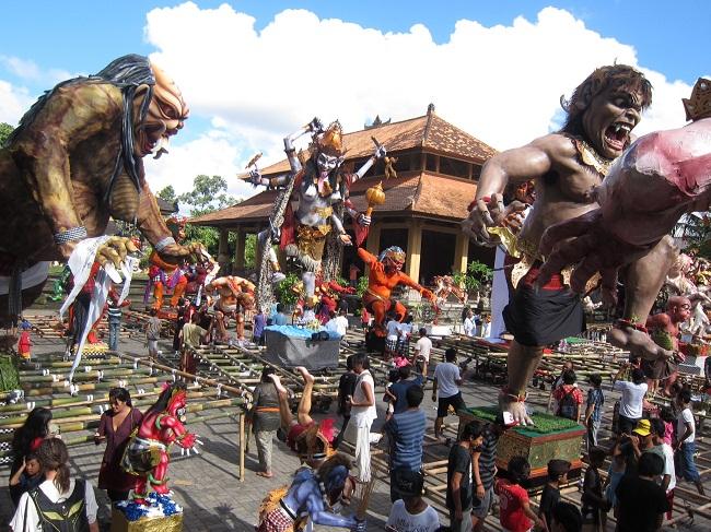Trải nghiệm thú vị tại Bali