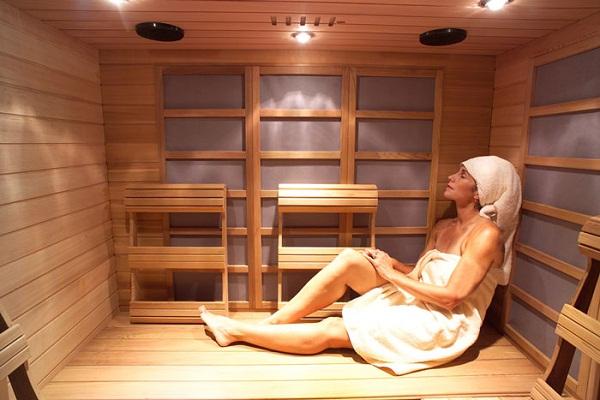 Thích thú phòng tắm hơi công cộng ở Hàn