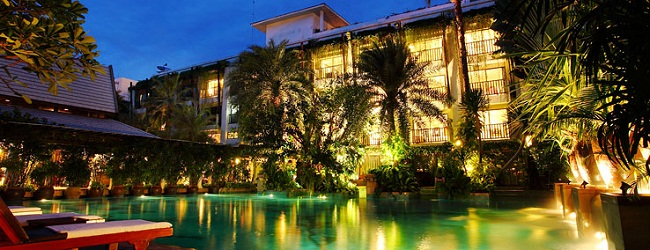 Nhũng khách sạn hạng sang hút khách ở Phuket