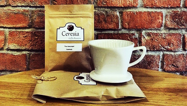 Ceresia Coffee Roaster cafe