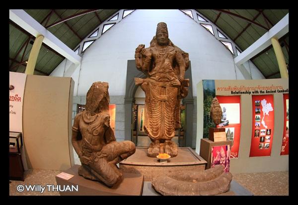 Đến Phuket thăm viện bảo tàng quốc gia Thalang