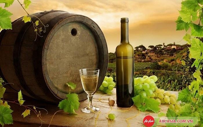 Rượu vang Úc hảo hạng