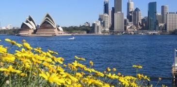 Đặt vé máy bay giá rẻ đi Úc