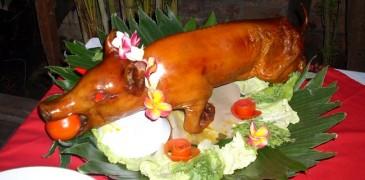 Babi guiling đặc sản hấp dẫn ở Bali
