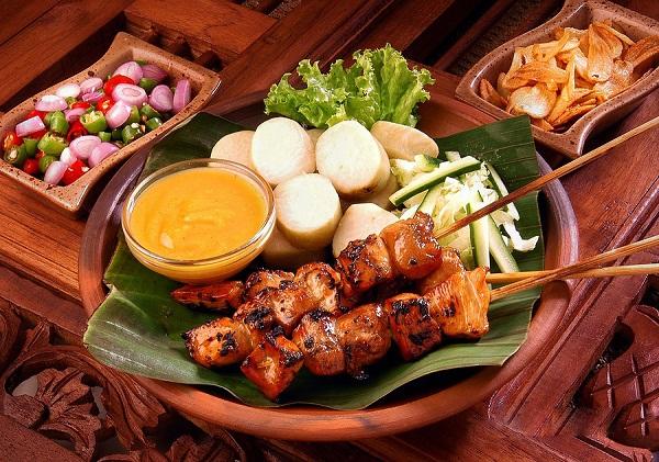 Món thịt satay của Indonesia