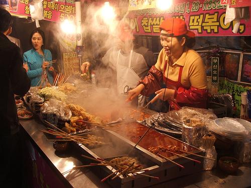 Ẩm thực Seoul