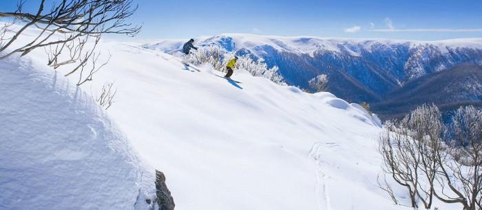 Du lịch trượt tuyết Úc