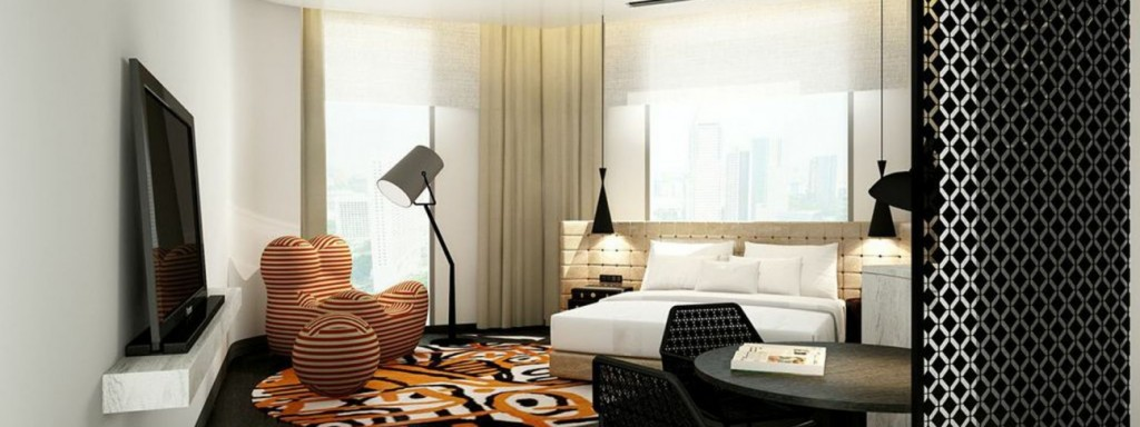 khách sạn sang trọng Naumi