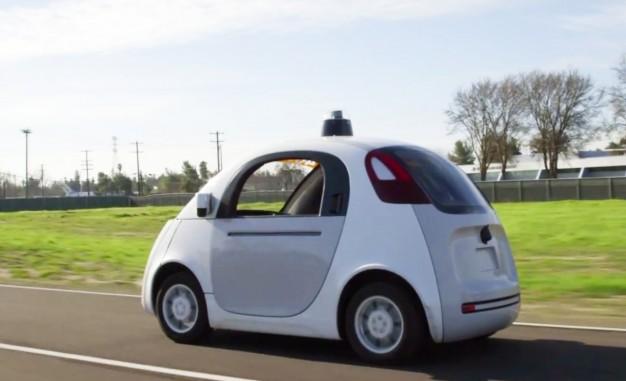 xe ô tô tự lái