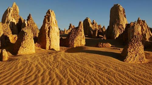 Sa mạc ở Úc