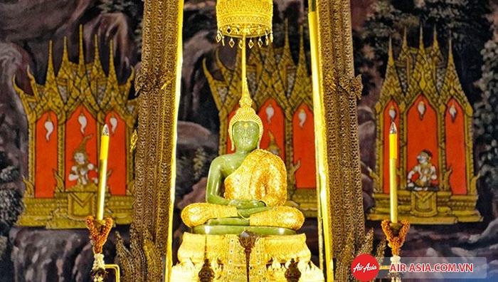 Chùa Phật Ngọc - Bangkok