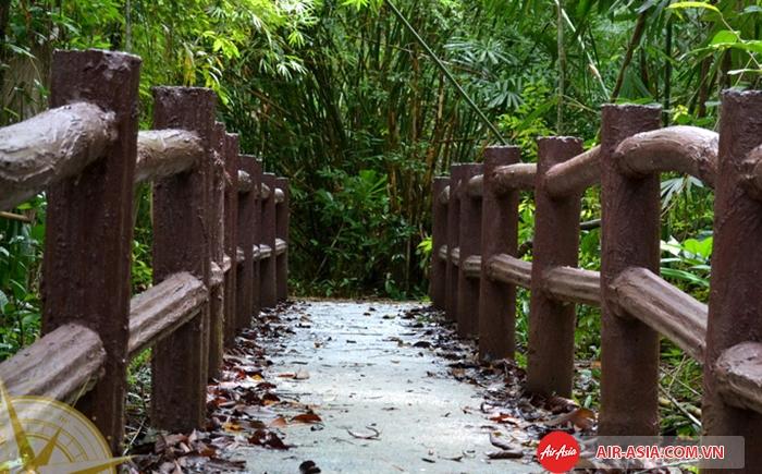 Khu dự trữ sinh quyển Khao Pra Bang Khram