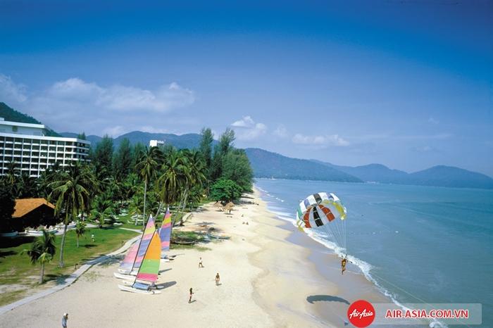 Biển Batu Ferringhi - Penang