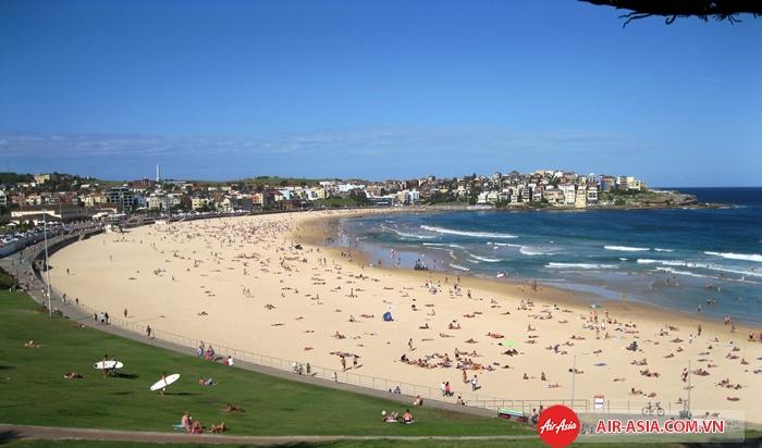Bãi biển Bondi - Sydney
