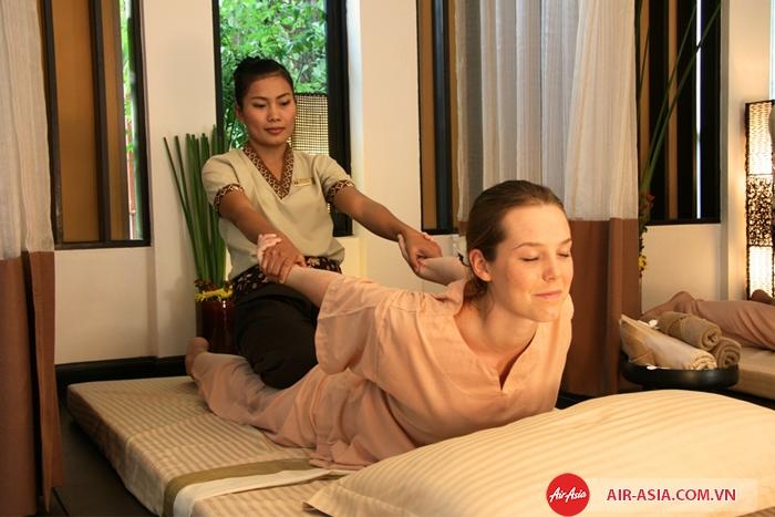 Dịch vụ massage Thái Lan