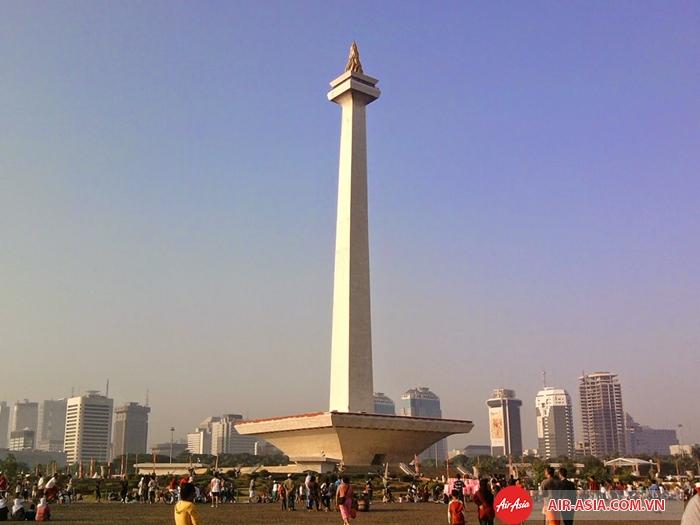 Đài tưởng niệm quốc gia (Monas), Jakarta